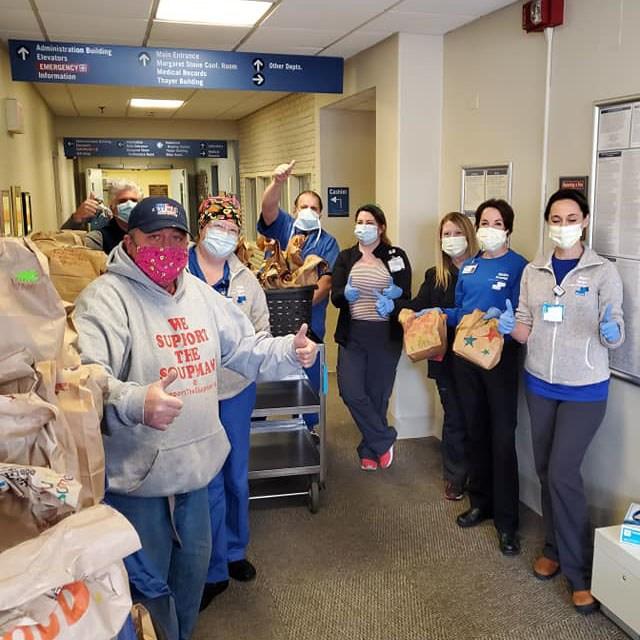 Morton Hospital Staff