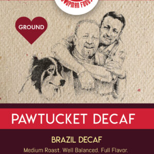 Pawtucket Decaf Coffee