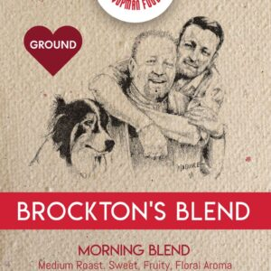 Support the Soupman Brockton Blend Coffee