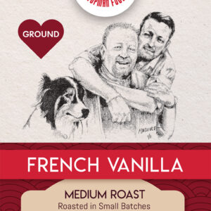 Support the Soupman French Vanilla Coffee