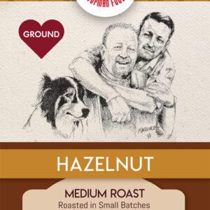 Hazelnut Medium Blend Coffee