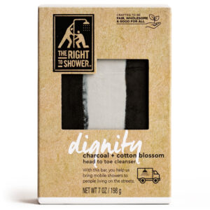 Right to Shower Dignity Bar