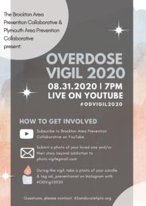 Virtual Overdose Vigil