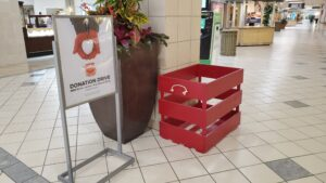 Westgate Mall Clothing Drive